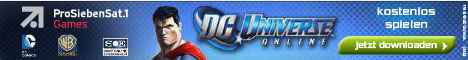 DC Universe™ Online jetzt kostenlos spielen!
