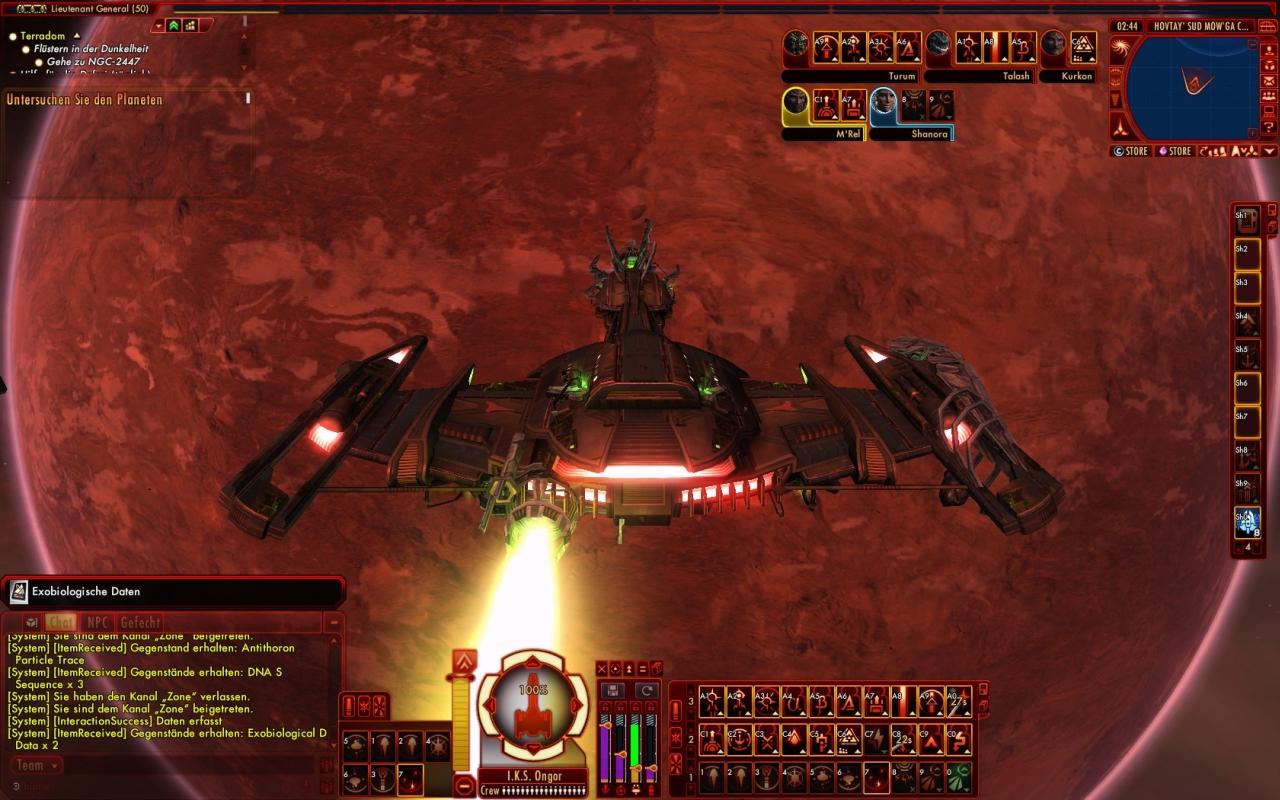 Online Weltraum Spiele Mmorpg