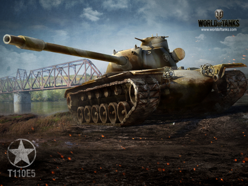 Screenshot von World of Tanks
