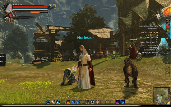 Dragon's Prophet Gameplay Screenshot