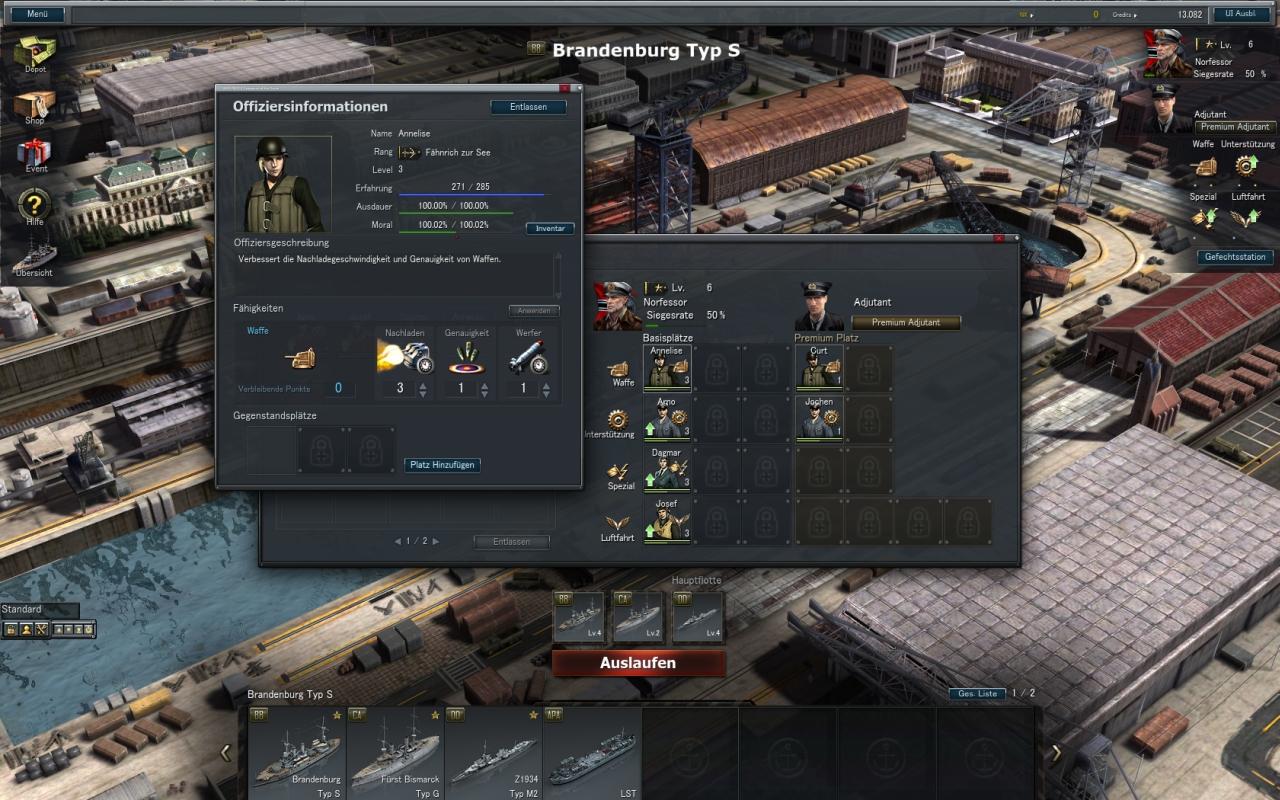 u-boot spiele