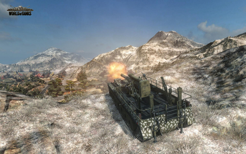 Screenshot vom World of Tanks Update 8.6 #2