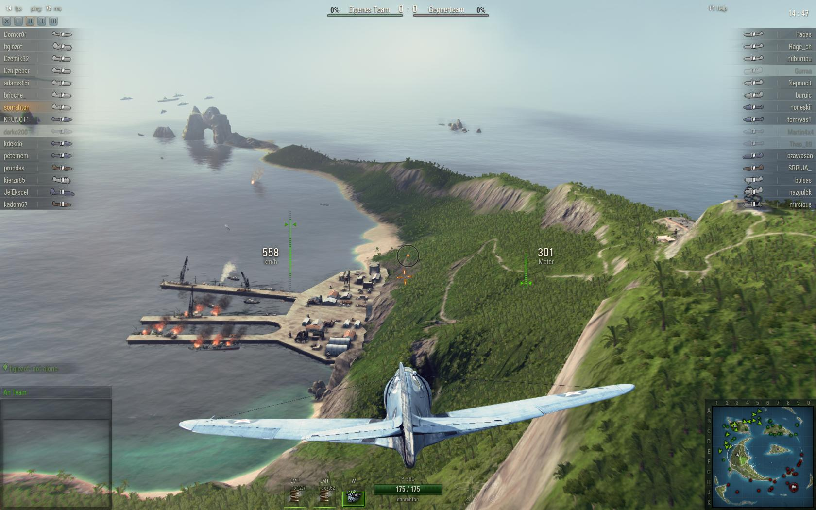 Flugzeug Online Spiel