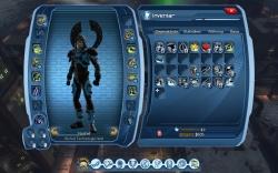 DC Universe™ Online Screenshot - Charakterslots und Inventar