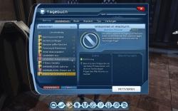DC Universe™ Online Screenshot - Quests, Questreihen bzw. Missionsübersicht (Tagebuch)
