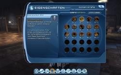 DC Universe™ Online Screenshot - Kleiner Auszug aus einem Fähigkeitenstammbaum