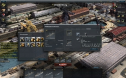 Navy Field 2 Screenshot - Schiffsinformationen / Schiffsumbau & Vorratslager