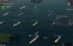 Navy Field 2 Screenshot - Onlineseeschlacht mit anderen Spieler