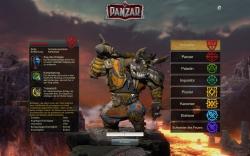 Panzar Screenshot / Charaktererstellung - Berserker