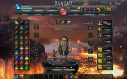 Panzar Screenshot - Spielcharakter individualisieren