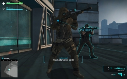 Ghost Recon Online Screenshot - Gameplay Action #1
