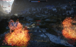 War Thunder - Gameplay Action-Screenshot #2