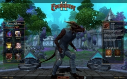 Everquest 2 Screenshot - Charaktererstellung #2