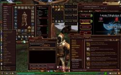 Everquest 2 Screenshot - Charkter, Menüs & mehr #1