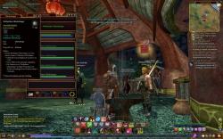 Everquest 2 Screenshot - Charkter, Menüs & mehr #3