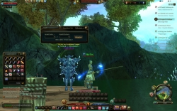 Maestia Online - Gameplay Screenshot vom Angeln