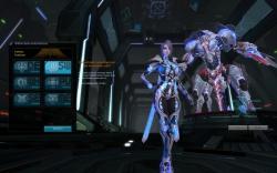 Gameplay-Screenshot aus Scarlet Blade #2