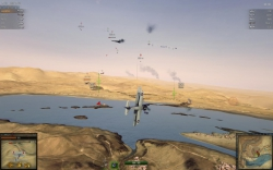 World of Warplanes Gameplay Screenshot #6