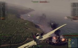 World of Warplanes Gameplay Screenshot #9