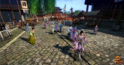 Age of Wulin - Screenshot