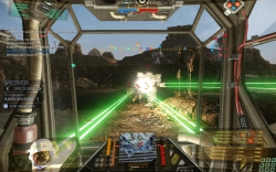 Gameplay-Screenshot #1 von MechWarriorOnline